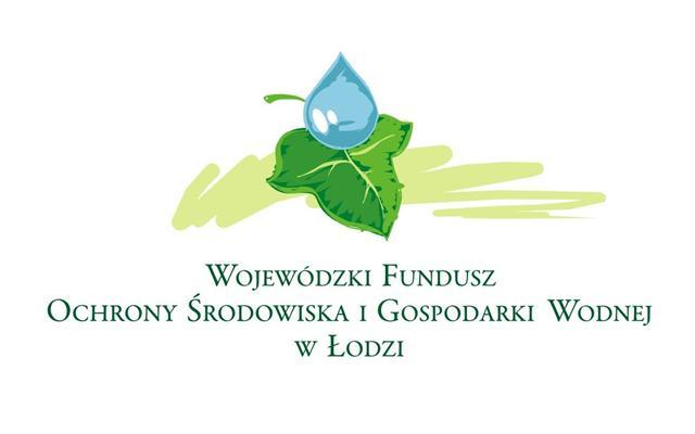 Wojewódzki Fundusz Ochrony Środowiska i Gospodarki Wodnej w Łodzi - logotyp